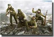 Zvezda Models  1/35 German Gebirgsjager WWII ZVE3599