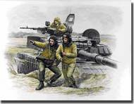 Zvezda Models  1/35 Russian Modern Tank Crew ZVE3615