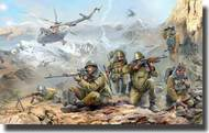 Zvezda Models  1/35 Soviet Paratroops Afghanistan 1980-1988 (6 Figures Set) - New Tooling  ZVE3619