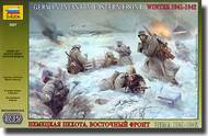 Zvezda Models  1/35 German Infantry Winter 1941/42 ZVE3627