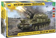 ZSU-23-4M Shilka Self-Propelled Anti-Aircraft Weapon System Tank (Re-Issue) - Pre-Order Item #ZVE3635