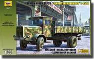 German Truck L-4500 Einheitsfahrerhaus #ZVE3647
