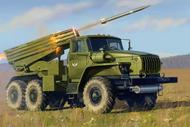 BM-21 Grad Rocket Launcher (New Tool) #ZVE3655