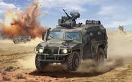 GAZ Tiger Armored Vehicle w/Arbalet Weapon #ZVE3683