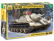 Su-122 Self-Propelled Gun - Pre-Order Item #ZVE3691