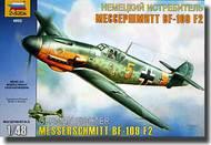 Zvezda Models  1/48 Messerschmitt Bf.109F-2/F-4  New Tooling ZVE4802