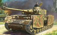Zvezda Models  1/72 Panzer IV Ausf H Tank (Snap) ZVE5017