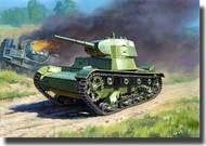 Zvezda Models  1/100 Soviet Tank T-26 - New Tooling  ZVE6113