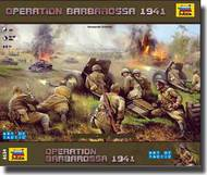 Zvezda Models   N/A Operation Barbarossa 1941 - Military Historic Board Game by Art of Tactic ZVE6134