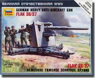 German 88mm Flak 36 ZVE6158