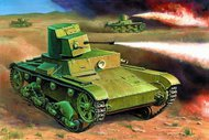 Zvezda Models  1/100 Soviet XT26 Flamethrower Tank (Snap) ZVE6165