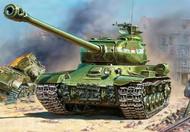 Zvezda Models  1/100 Soviet Joseph Stalin 2 Heavy Tank (Snap) ZVE6201