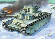 Zvezda Models  1/100 Soviet T35 Heavy Tank (Snap) ZVE6203