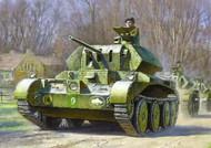 Zvezda Models  1/100 British Crusader Mk IV Tank (Snap) ZVE6227