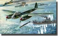 Zvezda Models  1/72 Collection - Junkers Ju.88A-17/A-5, Torpedo Bomber ZVE7284