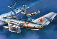 MiG-17 Fresco Fighter (New Tool) #ZVE7318