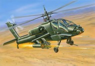 Zvezda Models  1/144 US AH64 Apache Attack Helicopter (Snap) ZVE7408