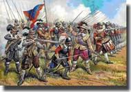 Zvezda Models  1/72 Austrian Musketeers 16th - 17th Century ZVE8061