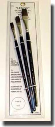 Brushes  1/4 '5 Lenox' Camel Hair (3) BRU6009