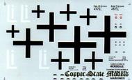 Copper State Models  1/28 Fokker D.VII, Lt. R. Stark CSMA28-154
