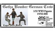Gotha Bomber German Crew #CSMF32-008