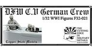 DFW C.V German crew #CSMF32-021