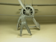 Copper State Models  1/32 RFC Air Mechanic spinning the prop CSMF32-027