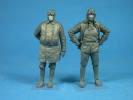 Copper State Models  1/32 German Naval Aircrew (2) CSMF32-034