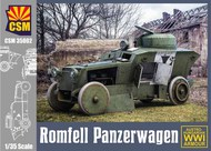 Copper State Models  1/35 Austro-Hungarian 'Romfell' Panzerwagen WW I CSM35002
