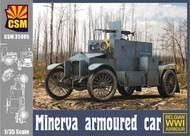 Minerva Belgian armoured car WWI #CSM35004
