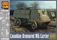 Copper State Models  1/35 Canadian Armoured Machine Gun Carrier CSM35006