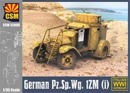 Copper State Models  1/35 Russian RB Armoured Car CSM35008