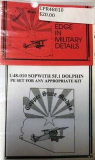 Sopwith Dolphin #CSMA48-010