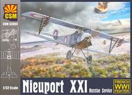 Copper State Models  1/32 Nieuport XXI - Pre-Order Item CSMK32003