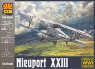 Copper State Models  1/32 Nieuport XXIII - Pre-Order Item CSMK32004