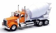 NewRay Diecast  1/32 Kenworth W900 Cement Mixer Truck (Die Cast) NRY10883