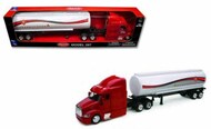 NewRay Diecast  1/43 Peterbilt 387 Oil Tanker (Die Cast) NRY15423