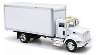 NewRay Diecast  1/43 Peterbilt 335 Box Delivery Truck (Die Cast) NRY15803