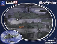NewRay Diecast  1/60 SH60 Sea Hawk Helicopter (Die Cast Kit) NRY25585