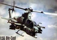 NewRay Diecast  1/55 Bell AH1Z Cobra Helicopter (Die Cast) NRY26123