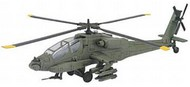 NewRay Diecast  1/32 AH64 Apache Helicopter (Plastic Kit) NRY61475