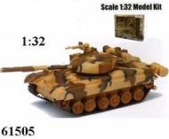 NewRay Diecast  1/32 T-80 Tank (Plastic Kit) NRY61505
