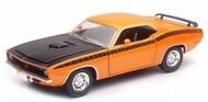 NewRay Diecast  1/25 1970 Plymouth Cuda Car (Die Cast) NRY71873