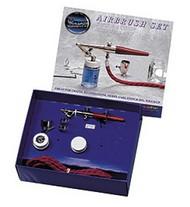 Paasche  Airbrush Airbrush Set w/F Brush (Regular) (F-SET) PAS21
