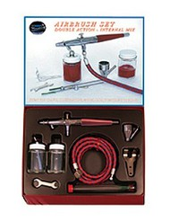 Paasche  Airbrush Deluxe Extra Fine Airbrush Set (VL-SET) PAS52