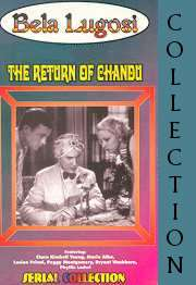RETURN OF CHANDU, THE - 3 VOLUME COLLECTION