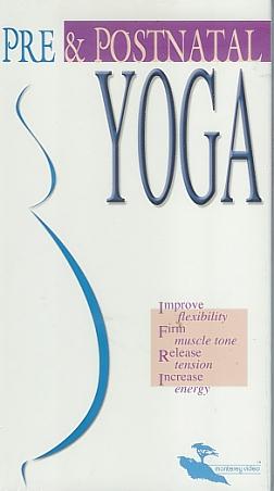 PRE AND POST NATAL YOGA #106264-01
