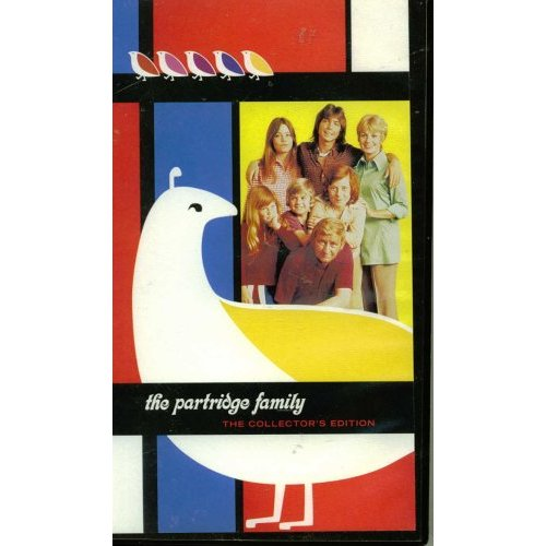 PARTRIDGE FAMILY - COME ON GET HAPPY #400001-01