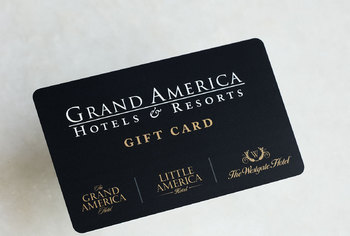 Little America Gift Card #012012