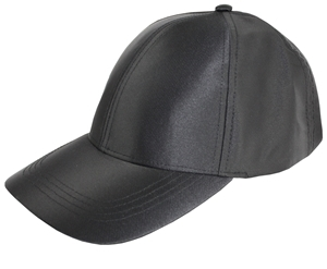 Baseball Cap- Black bbcblack